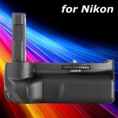 Vertical Battery Grip for Nikon D5100 D5200 Camera LF219 [Camera]-PM1