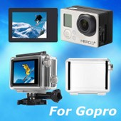 XCSOURCE�?cran LCD Bacpac LCD Affichage + ?tui de Protection pour GoPro Hero 3+ et GoPro Hero 4