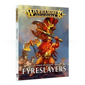 Warhammer Age Of Sigmar - Battletome : Fyreslayers