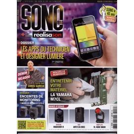 Sono Magazine 417 Denon Mc4000, Varilite Vl4000, Rcf Art312a Mk3