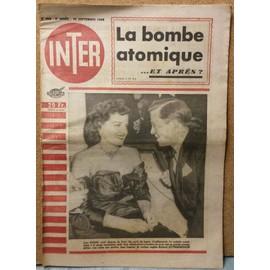 Inter 208 (Jane Russel, Prix Arc De Triomphe)