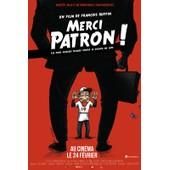 Merci Patron ! (Les Pieds Nickel�s Picards) : V�ritable Affiche De Cin�ma Pli�e - Format 40x60 Cm - Documentaire Fran�ais R�alis� Par Fran�ois Ruffin - 2016