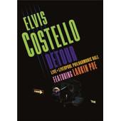 Elvis Costello : Detour Live At Liverpool Philharmonic Hall de Joss Crowley