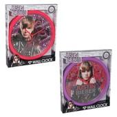 Justin Bieber Horloge Murale 25 Cm , Jbb-914