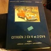 Citroen 2 Cv 4 Et 2 Cv 6 de E.P.A.