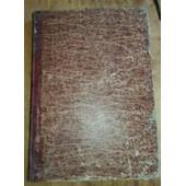 La Mode Illustr�e (Livre Reli� De 1862) de Collectif