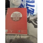 Feuille Mobile 17*22 Cm 400 Pages