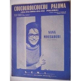 COUCOUROUCOUCOU PALOMA Nana Mouskouri