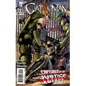 Catwoman 19 - Fold Cover ( Justice League Of America, V.O. 2013 ) de Ann Nocenti