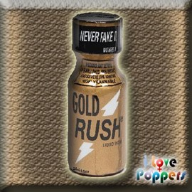 Poppers Gold Rush Us 24 Ml