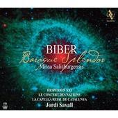 Biber : Baroque Splendor - Jordi Savall - Le Concert Des Nations