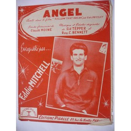 ANGEL  Eddie Mitchell