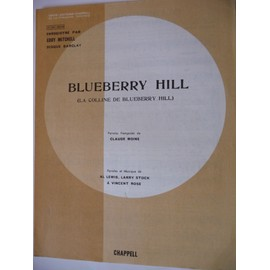BLUEBERRY HILL Eddy Mitchell