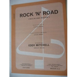 ROCK 'N' ROAD Eddy Mitchell