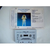 Weather Report - I Sing The Body Electric - 1972 - Cassette - K7