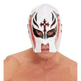 Masque De Catcheur Blanc