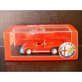 Alfa Romeo 33.3 Red Blue M4 7209 1/43 Rot Blau Firestone Rosso Rouge Bleu