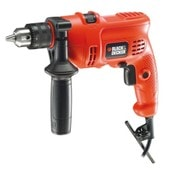 Black & Decker Kr504re Perceuse � Percussion 500w 13mm