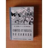 Contes Et Recits Du Canada de Ch. QUINEL