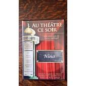 Au Theatre Ce Soir - Nina de Pierre Sabbagh