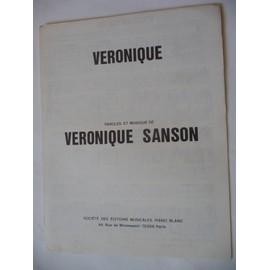 VERONIQUE Véronique Sanson