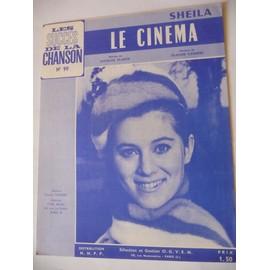 LE CINEMA Sheila