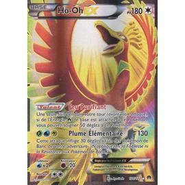 Carte Pokemon - Ho-Oh Ex