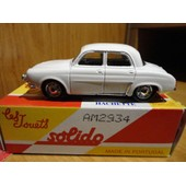 Renault Dauphine 1962 - Collection