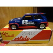 Renault 5 Maxi Turbo 1985 - Collection