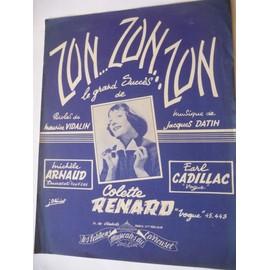 ZON...Z0N...Z0N Colette Renard