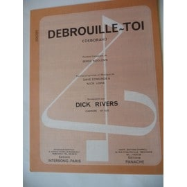 DEBROUILLE-TOI  Dick Rivers