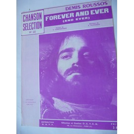 FOREVER AND EVER Demis Roussos