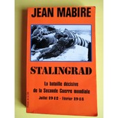 Stalingrad de Jean Mabire