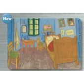 Set De Table Peintre Van Gogh Peinture La Chambre A Coucher 1888 Impressionniste