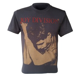 Joy Division Retro T-Shirt Rock Punk Metal Music Taille S M L Xl Xxl Neuf Noir D�lav�