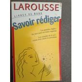 Savoir Rediger Np Export de Le Lay