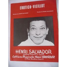 EROTICO-VIEILLOT  Henri Salvador