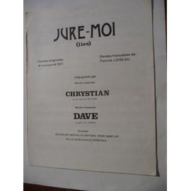 JURE-MOI Dave