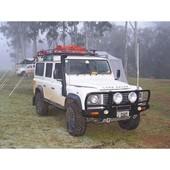 Snorkel Land Rover Defender Td4 Et Td5