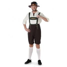 D�guisement Bavarois Homme, Taille Medium