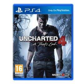 Uncharted 4: A Thief's End, occasion