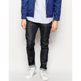 Jeans Wrangler Bryson Slim Fit Stretch Brut Pour Homme W14x-C2-041