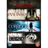 The Evil Inside/The Corridor/State Of Emergency de Pearry Reginald Teo