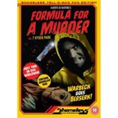 Formula For A Murder de Martin Herbert