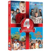 Home Alone 1 And 2/The Sandlot 1 And 2 de Chris Columbus