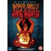 Blood Orgy Of The She-Devils de Ted V. Mikels