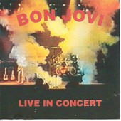Live In Concert - Cincinatti 1987 & Tokyo 1988 - Soundboard - Rare - Bon Jovi