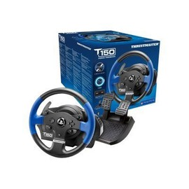 volant pc thrustmaster d occasion. Black Bedroom Furniture Sets. Home Design Ideas