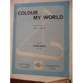 COLOUR MY WORLD Chicago
