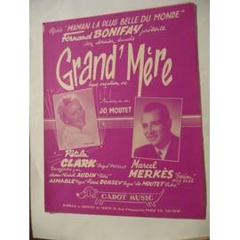 GRAND'MERE Pétula Clark